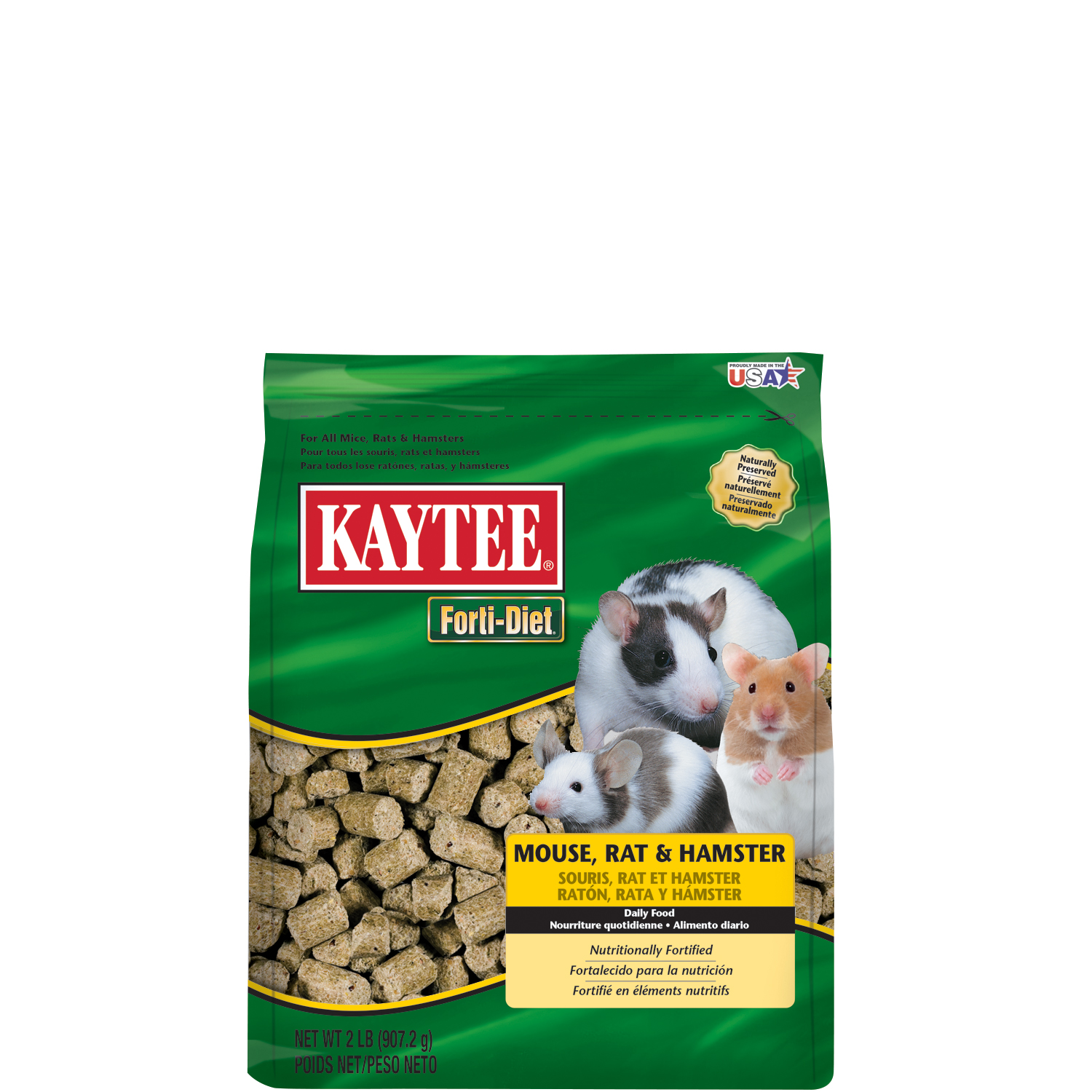 Small Animal Supplies: Pet Food & Timothy Hay | Forti-Diet